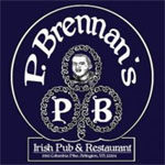 P. Brennan's logo