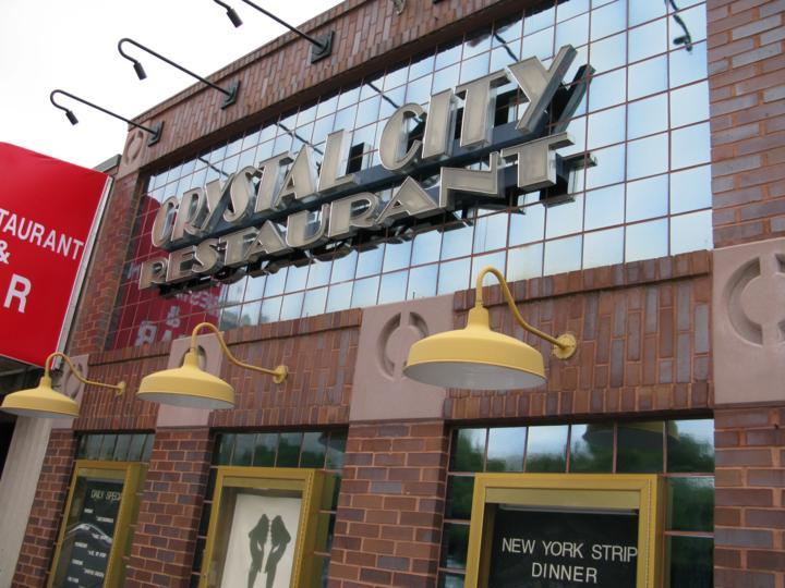 Crystal City Restaurant Owner Bill Bayne Hopes