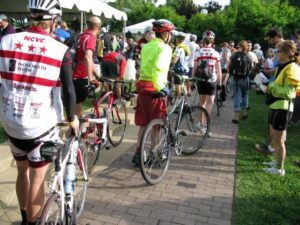 Bike to Work Day in Rosslyn