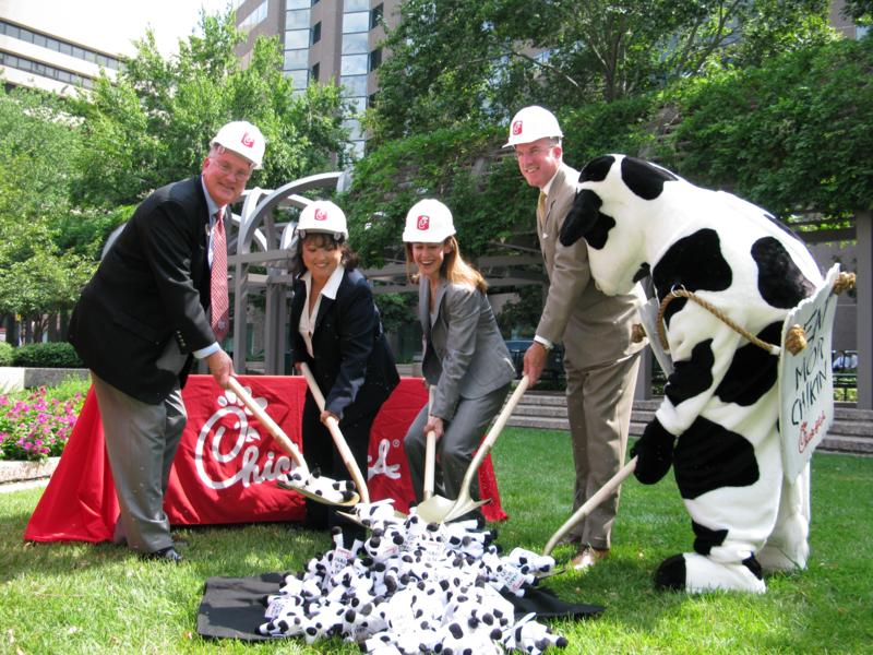 Chick Fil A Store Opening Free Food