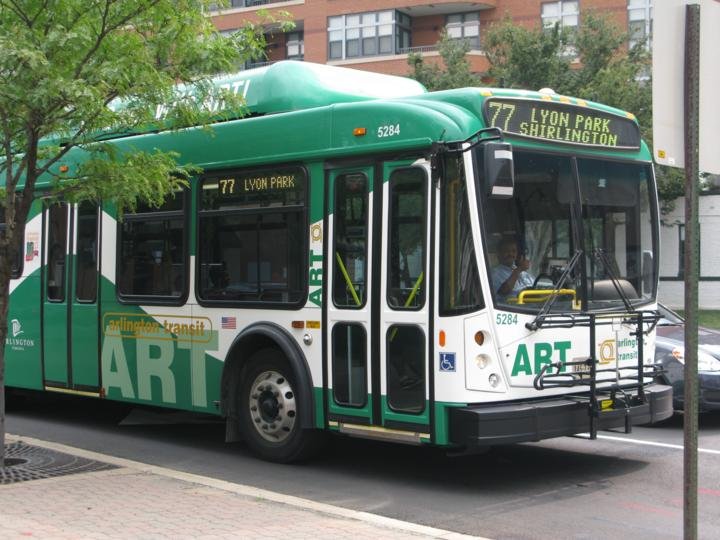 Art Bus Schedule Changes Arlnow Com