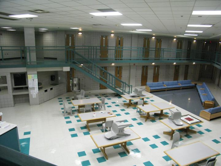 picture what does jail look like