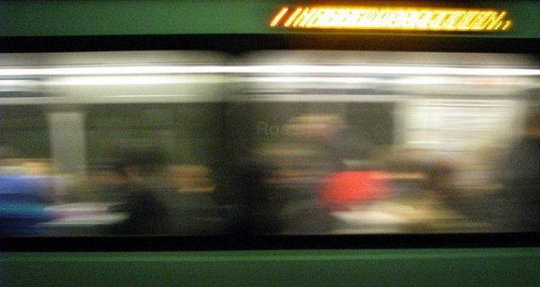 Rosslyn Metro by BrianMKA