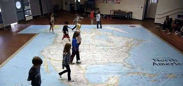 Giant Map Coming to Tuckahoe Elementary | ARLnow.com on green dragon map, draw map, food lion map, interstellar map, small map, columbia association map, chronicle of a death foretold map, walmart map, all quiet on the western front map, keystone state map, fairy tale map, career map, the red badge of courage map, glass wall map, brem mall map, korea map, the living desert map, large map, martin's map,