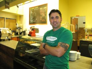 Inside David Guas' new Bayou Bakery in Courthouse