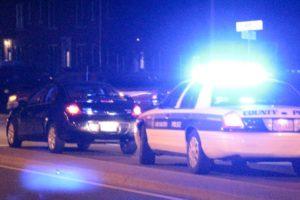 Arlington Police traffic stop