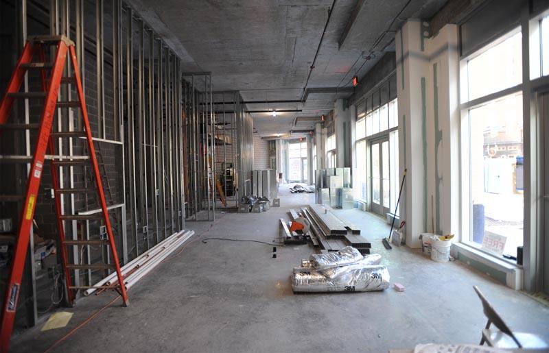 Interior Construction ...