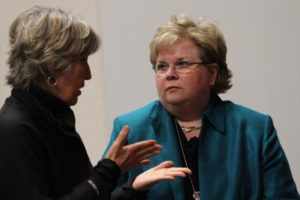 County Manager Barbara Donnellan discusses her proposed budget in 2011