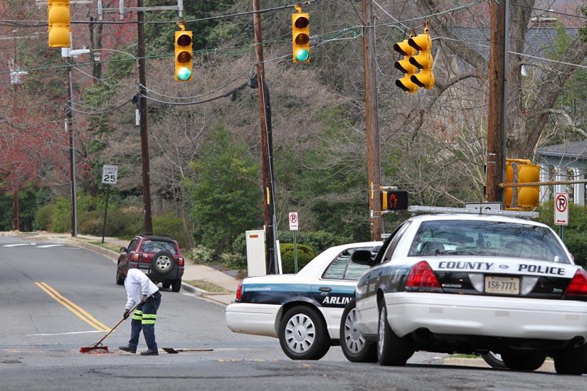 Arlington High School Car Crash