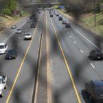 I-66 passing through Arlington
