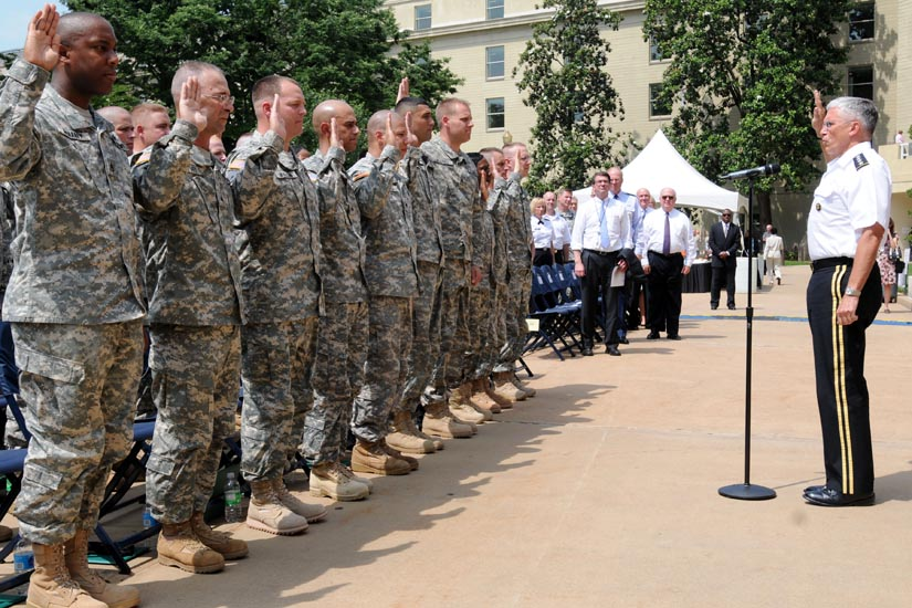 27c7651c Army Fatigues Given Marching Orders at Pentagon | ARLnow.com