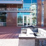 Shirlington Branch Library (county photo)