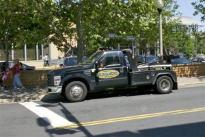 Advanced Towing truck in Clarendon