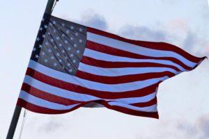 American flag (file photo)