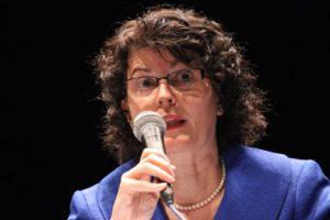 State Senate candidate Barbara Favola