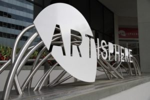 Artisphere sign