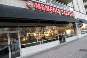 Memphis Barbeque in Crystal City