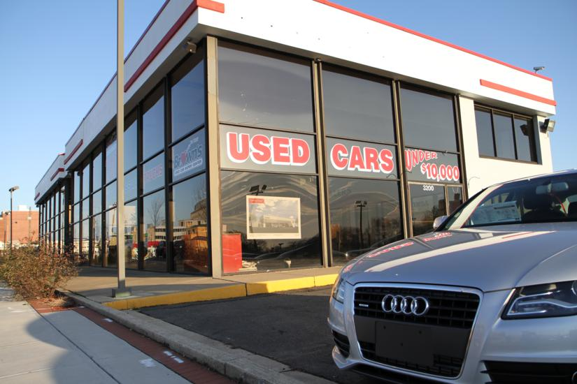 audi dealership coming to columbia pike. Black Bedroom Furniture Sets. Home Design Ideas