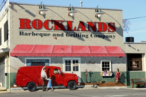 Rocklands BBQ (photo by Katie Pyzyk)