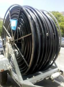 Fiber optic lines installed throughout Arlington