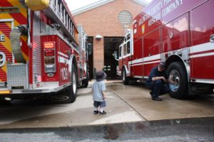 "3. ""Douglas Park Fire Station"" by Mary Troyan"