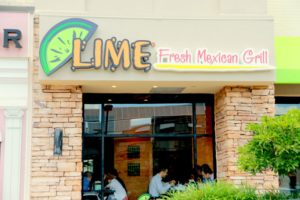 Lime Fresh Mexican Grill in Pentagon Row