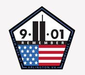 9-11 Memorial 5K logo.