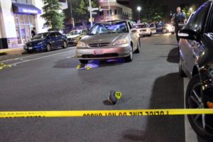 Critical pedestrian accident near the intersection of N. Highland Street and Clarendon Blvd (file photo)