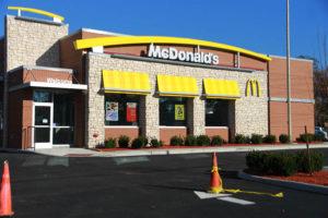 New McDonald's at 5009 Wilson Blvd