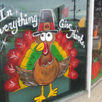 Thanksgiving wishes at Arlington Auto Care (file photo)