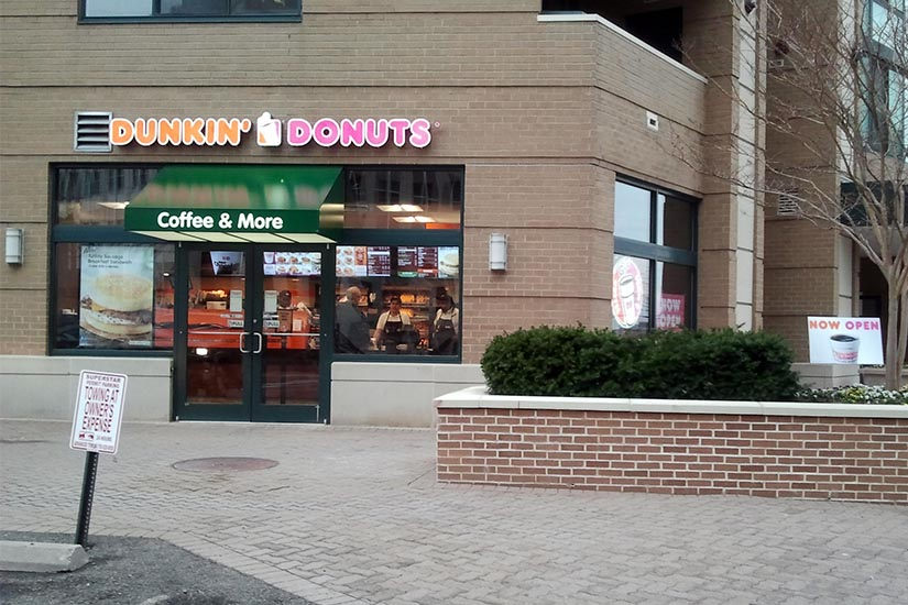 Dunkin' Donuts Now Open in Courthouse | ARLnow com