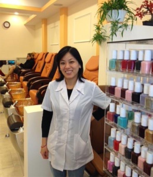 Local Mom Opens Nail Salon on Lee Highway | ARLnow.com
