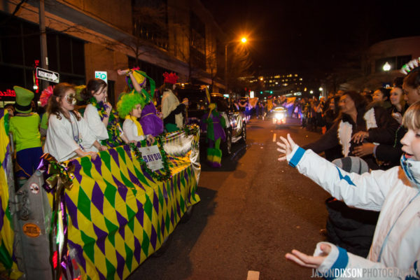 2013 Clarendon Mardi Gras parade (courtesy Jason Dixson Photography)