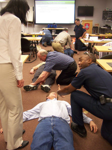 CERT training class (courtesy photo)
