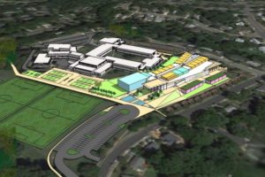 Design of new Williamsburg elementary school