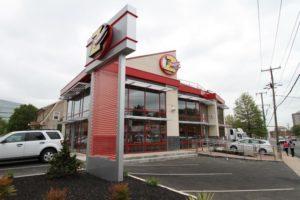 Z-Burger in Virginia Square
