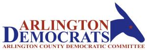 ACDC Arlington County Democratic Committee logo