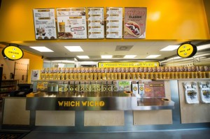 Which Wich in Ballston (photo by Joy Asico)