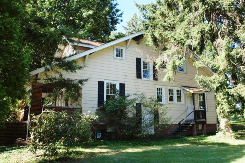 County To Consider Historic Designation Sale For Cherrydale Home Arlnow Com