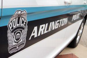 Arlington County police logo