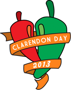 Clarendon Day 2013 logo