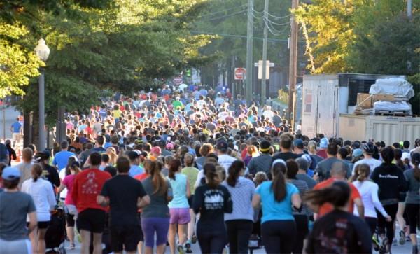 2013 Clarendon Day 5K/10K race (Flickr pool photo by J Sonder)