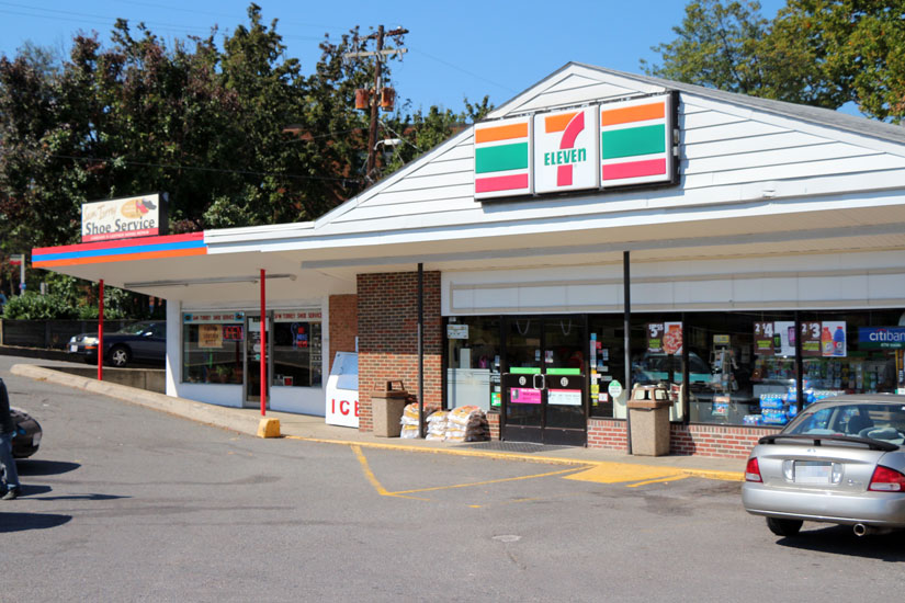 7 Eleven At Lee Highway And George Mason Closing Arlnow Com