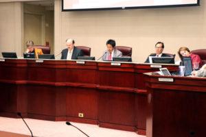 The Arlington County Board