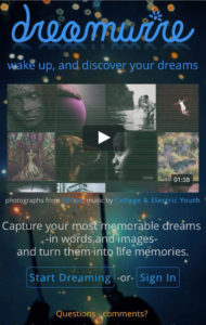 Dreamwire screenshot