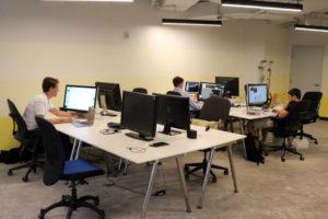 Curiosity Media works on its new program, Fluencia