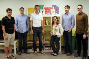The Curiosity Media team