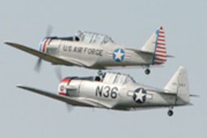 World War II planes to fly over Pentagon, Arlington Cemetery
