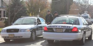Police investigating tire slashing spree in Hall's Hill (photo via @ArlingtonVaPD)