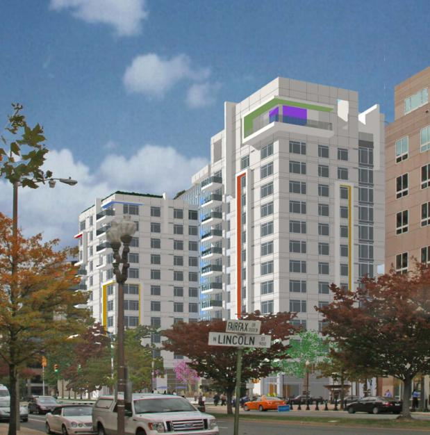 Arlington Square Apartments: Board Approves New Va. Square Apartments